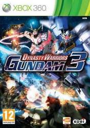 Dynasty Warriors. Gundam 3