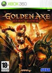 Golden Axe. Beast Rider