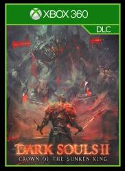Dark Souls 2. Crown Of The Sunken King