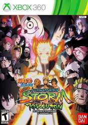 Naruto Shippuden: Ultimate Ninja Storm Revolution torrent