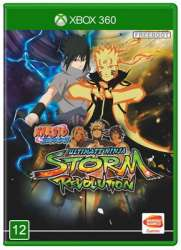 Naruto Shippuden. Ultimate Ninja Storm Revolution torrent