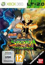 Naruto Shippuden Ultimate Ninja Storm Revolution torrent