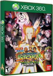 Naruto Shippuden - Ultimate Ninja Storm Revolution torrent