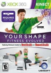 Your Shape: Fitness Evolved torrent