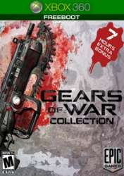 Шестерёнки Войны / Gears of War - Complete Quadrilogy + ALL DLC