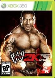 WWE 2K15 JTAG