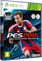 PES 2015 / Pro Evolution Soccer 2015 torrent