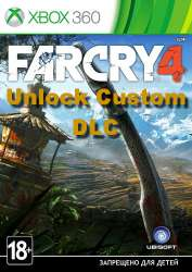 Far Cry 4 DLC Unlock Custom