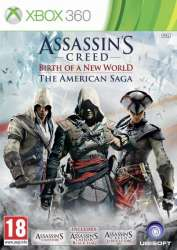 Assassin's Creed: Birth of a New World – The American Saga