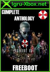 Resident Evil Complete Anthology torrent