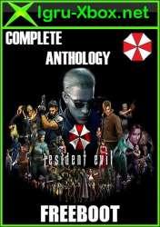 Resident Evil Complete Anthology