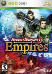 Dynasty Warriors 6. Empires