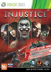 Injustice: Gods Among Us �������