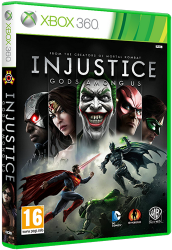 Injustice - Gods Among Us torrent