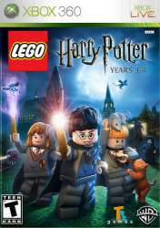 Lego Harry Potter. Years 1-4