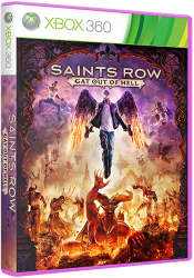 Saints Row: Gat Out of Hell torrent
