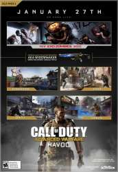 COD: Advanced Warfare - Havoc DLC