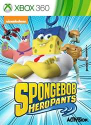 SpongeBob. HeroPants