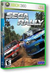 Sega Rally. Revo