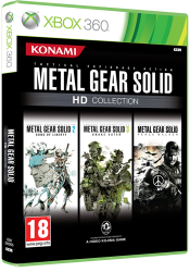 Metal Gear Solid HD Collection torrent