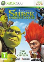 Shrek Forever After: The Game torrent