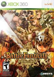 Battle Fantasia torrent