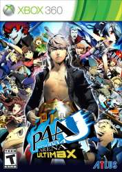 P4AU / Persona 4 Arena Ultimax + DLC + TU torrent
