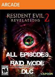 Resident Evil: Revelations 2 - All Episodes + Raid Mode + DLC