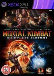 Mortal Kombat - Komplete Edition torrent