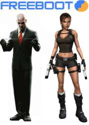 Eidos the Best Games  (Hitman: Blood Money / Tomb Raider: Legend)