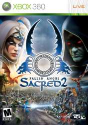 Sacred 2: Fallen Angel torrent