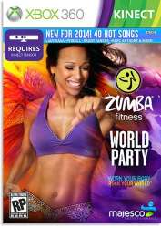 Zumba Fitness: World Party torrent