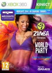 Kinect: Zumba Fitness World Party