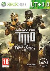 Army of TWO. The Devils Cartel torrent
