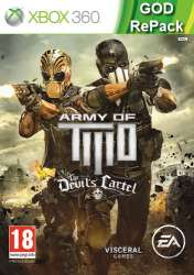 Army of TWO - The Devils Cartel torrent