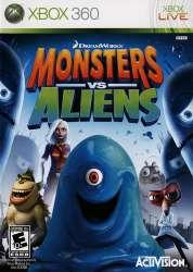 Monsters vs. Aliens / Монстры против пришельцев