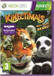 Kinectimals. Now with Bears!