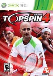 Top Spin 4 (RAR) torrent
