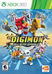 Digimon All - Star Rumble