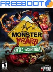 Monster Madness. Battle for Suburbia / Monster Madness. Свирепая мертвечина