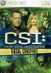 CSI: Fatal Conspiracy torrent