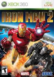 Iron Man 2: The Video Game torrent