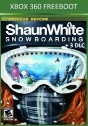 Shaun White Snowboarding + DLC / Симулятор сноуборда