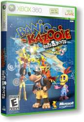 Banjo-Kazooie: Nuts and Bolts / Banjo-Kazooie: Шарики и ролики