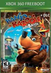 Banjo-Kazooie. Nuts and Bolts + DLC