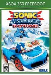 Sonic and All-Stars Racing Transformed torrent