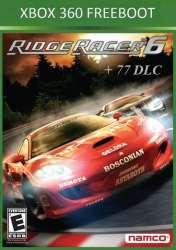 Ridge Racer 6 + 77 DLC / Ридге Рейсер 6 + Дополнения