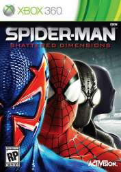 Spider-Man. Shattered Dimensions torrent