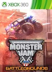 Monster Jam Battlegrounds torrent