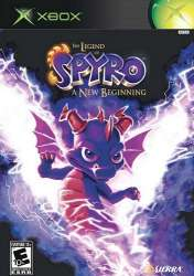 The Legend of Spyro. A New Beginning